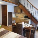 Galériás  Családi 4 fős apartman 1 hálótérrel (pótágyazható)