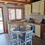 Tóra néző teljes ház 4 fős faház (pótágyazható)