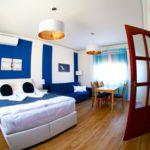 Apartament deluxe cu 1 camera pentru 4 pers.