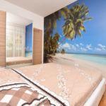 1-Zimmer-Apartment für 4 Personen Obergeschoss mit Klimaanlage
