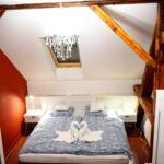 Superior Pokoj s manželskou postelí s výhledem na hrad