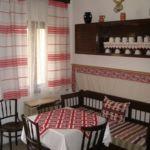 Apartman pro 4 os. se 2 ložnicemi v podkroví v přízemí (s možností přistýlky)