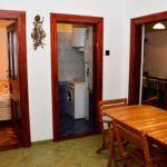 Erdőre néző földszintes 7 fős apartman (pótágyazható)