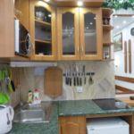 Apartament 4-osobowy z łazienką z aneksem kuchennym z 2 pomieszczeniami sypialnianymi