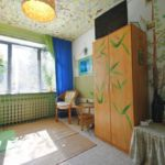 Kertre néző földszinti négyágyas szoba