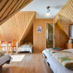 Négyágyas szoba