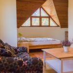 Komfort Premium háromágyas szoba (pótágyazható)