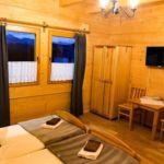 Pogled na planine Sa kupaonicom soba sa 3 kreveta(om) (za 3 osoba(e))