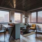 Deluxe Vierbettzimmer mit Eigner Küche