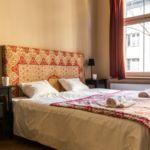 Apartament 4-osobowy z łazienką z własną kuchnią z 2 pomieszczeniami sypialnianymi