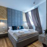 Apartament 5-osobowy Komfort z balkonem z 3 pomieszczeniami sypialnianymi