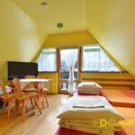 Tetőtéri Családi háromágyas szoba
