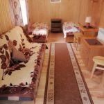 Földszintes Családi négyágyas szoba