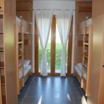 Erdőre néző Tourist 16 ágyas szoba