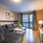 Apartament cu vedere spre munte sofia 4 cu 1 camera pentru 3 pers. (se poate solicita pat suplimentar)