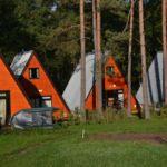 Teljes ház Tourist 5 fős nyaraló (pótágyazható)