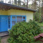 Fürdőszoba nélküli Tourist 5 fős bungalow