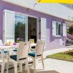 Apartament 4-osobowy na parterze z klimatyzacją z 2 pomieszczeniami sypialnianymi (możliwa dostawka)