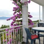 Sea View 3-Room Apartment for 6 Persons with Terrace