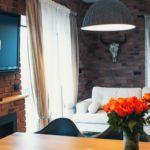 Apartament 6-osobowy Vip z panoramą z 3 pomieszczeniami sypialnianymi