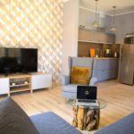 Superior 3-Zimmer-Apartment für 6 Personen mit Aussicht auf die Berge