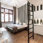 Ground Floor 1-Room Gallery Apartment for 4 Persons