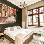Upstairs 1-Room Gallery Apartment for 4 Persons
