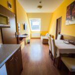 Apartament deluxe cu 2 camere pentru 4 pers. (se poate solicita pat suplimentar)