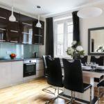 Apartament 8-osobowy Business z klimatyzacją z 3 pomieszczeniami sypialnianymi