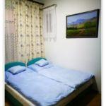 Emeleti dormitory kétágyas szoba