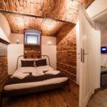 Apartament 2-osobowy Exclusive z 1 pomieszczeniem sypialnianym