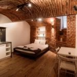 Apartament 2-osobowy Superior z 1 pomieszczeniem sypialnianym