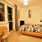 Apartament cu balcon cu vedere spre munte cu 2 camere pentru 5 pers.