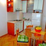 Emeleti Family 4 fős apartman 2 hálótérrel