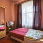 Apartman pro 1 os. s 1 ložnicí
