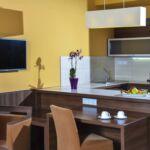 Saját konyhával Superior 2 fős apartman 1 hálótérrel