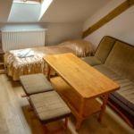 Apartament 4-osobowy z 2 pomieszczeniami sypialnianymi (możliwa dostawka)
