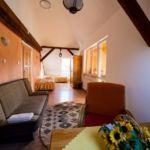 Apartament 3-osobowy z 2 pomieszczeniami sypialnianymi (możliwa dostawka)