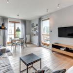 Apartament 6-osobowy Deluxe z tarasem