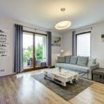 Apartament 4-osobowy Komfort z dostępem do ogrodu