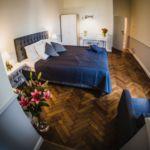 Apartament cu grup sanitar cu chicineta proprie cu 1 camera pentru 4 pers.