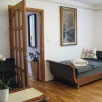 Standard Apartman s manželskou postelí s 1 ložnicí v přízemí (s možností přistýlky)