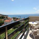 Studio 1-Zimmer-Apartment für 2 Personen mit Aussicht auf das Meer