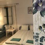 Romantik Családi 2 fős apartman 1 hálótérrel