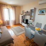Apartament familial(a) cu balcon cu 3 camere pentru 5 pers.
