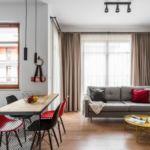 Apartament classic cu cada pentru 4 pers. (se inchirieaza doar integral)