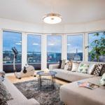 Apartament penthouse familial(a) cu 3 camere pentru 9 pers. (se poate solicita pat suplimentar)