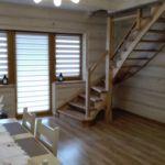 Domek drewniany 7-osobowy Komfort Przyjazny podróżom rodzinnym