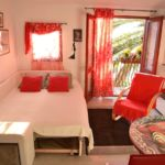 Studio Upstairs 1-Room Apartment for 2 Persons