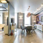Apartament superior lCD TV cu 2 camere pentru 5 pers.